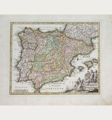 Hispaniae et Portugaliae Regna