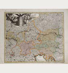 Germaniae Austriacae Tabula Generalis