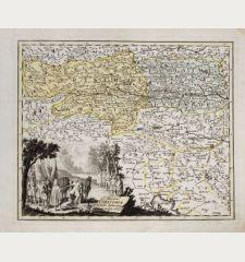 Ducatus Carinthiae accurata delineatio
