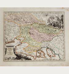 Ducatus Carnioliae accuratissima delineatio