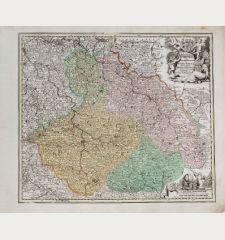 Regnum Bohemia eique annexae Provinciae ut Ducatus Silesia Marchionatus Moravia et Lusatia