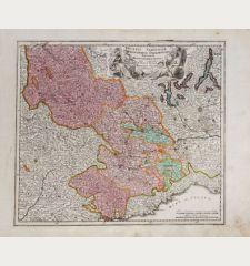 Ducatus Sabaudiae Principatus Pedemontii Ducatus Montisferratensis