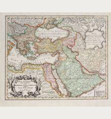 Portae Ottomanicae regna & aditiones per Europam, Asiam & Africam