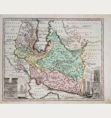 Imperii Persici delineatio...