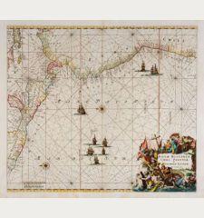 Novae Hispaniae, Chili, Peruviae, et Guatimalae Littorae