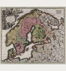 Synopsis Plagae Septentrionalis Sueciae Daniae et Norwegiae Regn.