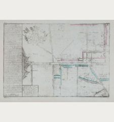 Plan de la bataille de Parme, gagnee le 29. Juin 1734