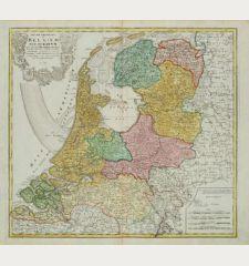 Septem Provinciae seu Belgium Foederatum