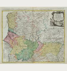 Carte du Gouvernement General de Picardie ...