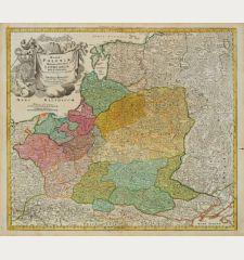 Regni Poloniae Magnique Ducatus Lithuaniae Nova et Exacta Tabula
