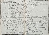 Antike Holzschnitt-Landkarte der Ägäis. Gedruckt in Venedig zwischen 1528 und 1565.