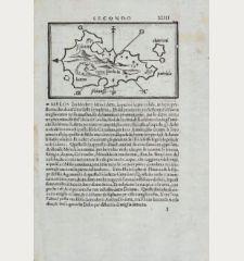 Siphano, Horto, Torre Isambola, Milo, Salina, Antimilo