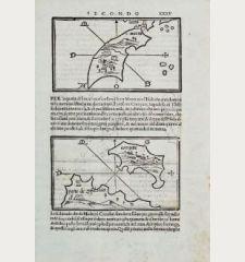 Epiro, cuzolari, diluchio, s. maura, parte de zafalonia, compare