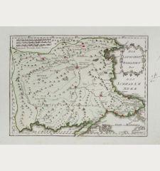 Die Landschaft Romanien