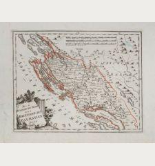 Der noerdliche Theil des Koenigreichs Dalmatien