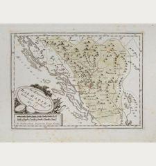 Des Koenigreichs Dalmatien türkischer Antheil
