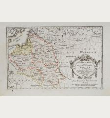 General Karte von der königlichen Republik Polen mit den verwandten Ländern und dem Königreiche Preussen