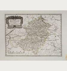 Des Koenigreichs Galizien und Lodomerien mittlere Kreise.