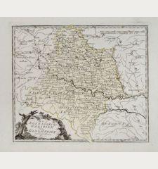 Des Koenigreichs Galizien und Lodomerien östliche Kreise.