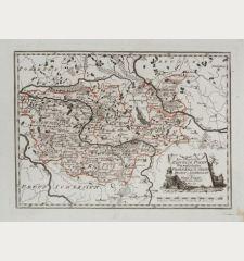 Der königlichen Republik Polen Woiwodschaften Posen, Kalisz, Gnesen, Brzesc, u. Inowroclae oder Gross Polen westlicher...