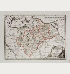 Der Königlichen Republik Polen Woiwodschaften Sieradz, Lentschitz und Rawa oder Gross Polens südlicher Theil