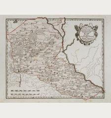 Der Koniglichen Republik Polen Woiwodschaft Kiow das ist die obere Polnische Ukraine oder Klein Polens Theil