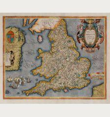 Anglia regnum si quod aliud in toto Oceano ditissimum et florentissimum