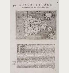 Taprobana - Descrittione dell'Isola di Taprobana