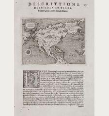 Mondo Nuovo - Descrittione dell'Isola et Terra di di Santa Croce, ouero Mondo Nuovo.