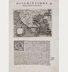 Arcipelago - Descrittione dell'Arcipelago.