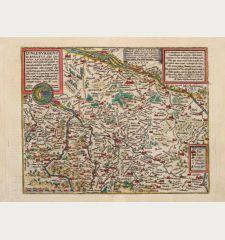 Lunaeburgensis ducatus, sic dictus ab eiusdem nominis metropoli