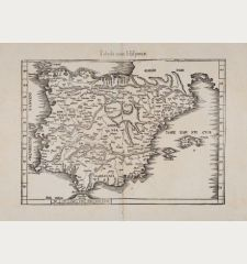 Tabula nova Hispaniae [Tabula noua Hispaniae]