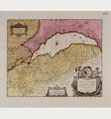 Lacus Lemanni Locorumque Circumiacentium Accuratissima Descriptio. Auctore Iacobo Goulartio Genevensi.