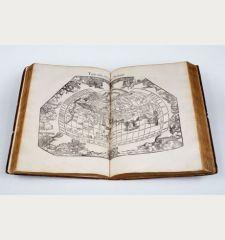 Claudii Ptolemaei Alexandrini Geographicae Enarrationis, Libri Octo ... Prostant Lugduni apud Hugonem a Porta. M. D. XLI.