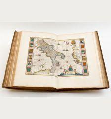 Sevende Stuck der Aerdrycks-Beschryving, Welck Vervat Italien en Griecken.