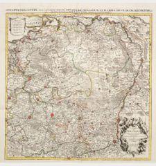 Carte du Brabant