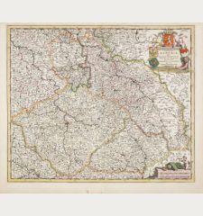 Regnum Bohemia eique Annexae Provinciae, ut Ducatus Silesia...