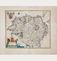 Ultonia, Hibernis Cui-Guilly, Anglis Ulster