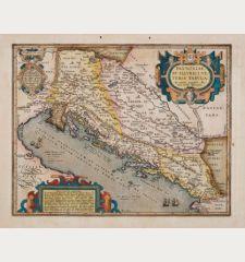Pannoniae, et Illyrici Veteris Tabula