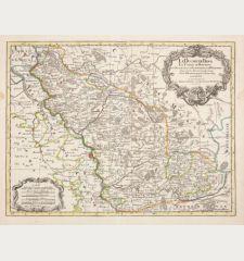 Le Duche de Berg, le Comte de Homberg, les Seigneuries de Hardenberg, et de Wildenborg