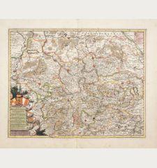Ducatus Brunsuicensis in Eiusdem tres Principatus Calenbergicum...