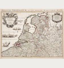 Provinces Unies des Pays-Bas / Belgium Foederatum