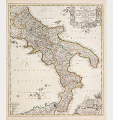 Regnum Neapolis in quo sunt Aprutium Ulterius et Citerius ...