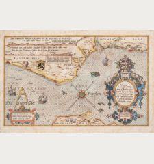 Beschrijuinghe van de Zee Custen va Vlanderen en Picardien ...