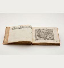 Ausszug auss des Abrahami Ortelij Theatro Orbis teutsch beschriben durch Levinum Hulsium, Francfort am Main. M.DC.IIII