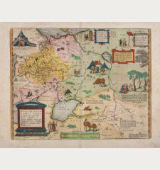 Russiae, Moscoviae et Tartariae Descriptio. Auctore Antonio Ienkensono Anglo, Edita Londini Anno 1562 ...
