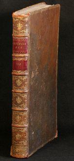 Books, Jonston, Birds, 1772: Collection d'oiseaux les plus rares graves et dessines d'apres nature, pour servir d'intelligence a l'histoire naturelle et...
