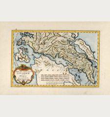 Die Landschaft Livadien einst Hellas oder das eigentliche Griechenland