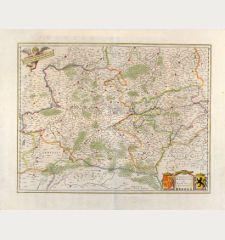 Comitatuum Hannoniae et Namurci Descripto