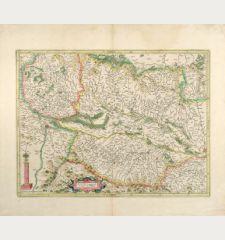 Alsatia Superior cu Suntgoia & Brisgoia